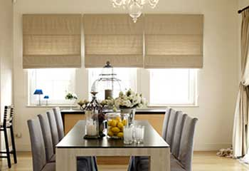 Roman Shades Near Lakewood | Long Beach Blinds & Shades