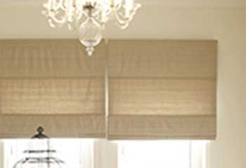 Blackout Roman Shades | Lakewood